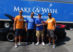 Steve Voudouris, Andrew Voudouris Make A Wish