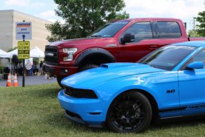 AmericanMuscle Mustang & F150